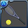 跡部のテニスラケットのアイコン