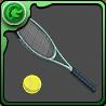 不二周助のテニスラケットのアイコン