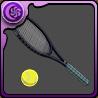 亜久津のテニスラケットのアイコン