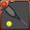 切原のテニスラケットのアイコン