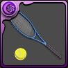 伊武のテニスラケットのアイコン