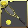 不二裕太のテニスラケットのアイコン