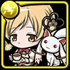 紅茶少女と魔法の使者マミ&キュゥべえ