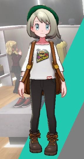 バスクシャツ-ゴージャスプリント女