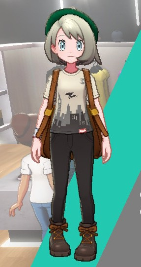 Tシャツ-アーバン女