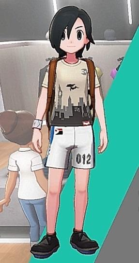Tシャツ-アーバン男