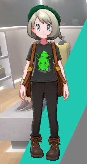 Tシャツ-しっぺがえし女