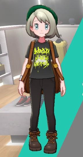 Tシャツ-ナイトヘッド女