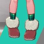 ボアショートブーツ(6色)