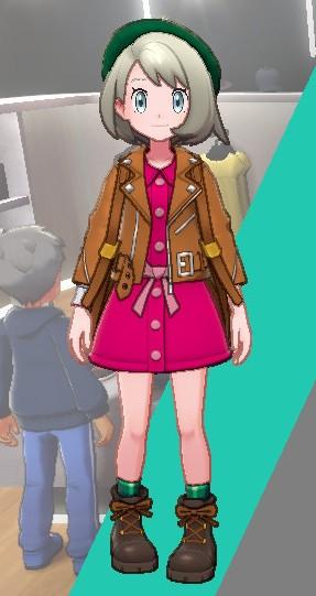 ライダースジャケット-キャメル女
