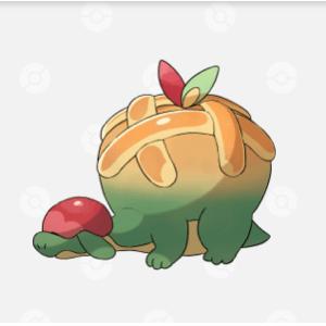 ポケモン剣盾 すっぱいりんご