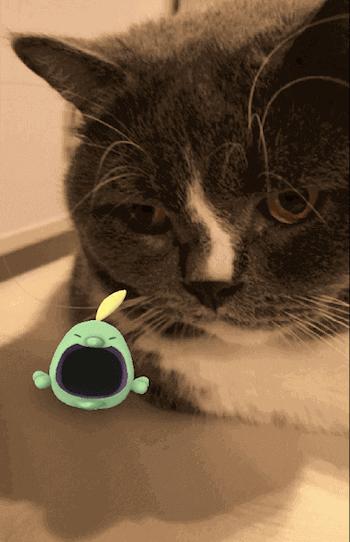 ゴクリンのAR画像