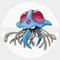 ドククラゲのアイコン