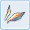 ペコペコの羽耳