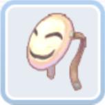 奇妙なゴブリン族の仮面