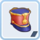 クルーザーの山高帽
