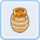いい香りの蜂蜜のツボ