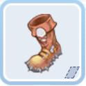 歴戦のブーツ