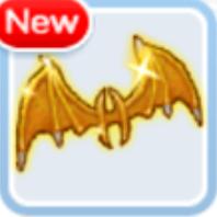 黄金の悪魔の翼