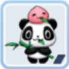 パンダとポリン