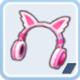 うさ耳ヘッドホン[1]