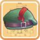 森林部隊の帽子