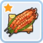 島の串焼き