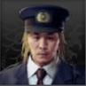 偽の警官のアイコン