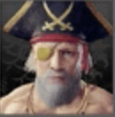 謎の海賊のアイコン