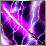 雷姫斬のアイコン