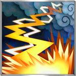 雷光の舞のアイコン