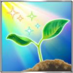 豊穣の芽吹
