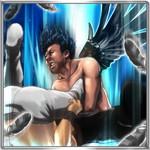 片翼の天使のアイコン
