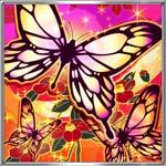 華蝶の舞アイコン