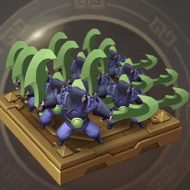 近衛歩兵のアイコン