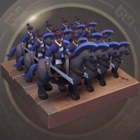 新征騎兵のアイコン