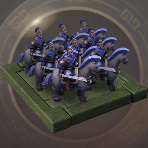 先鋒騎兵のアイコン