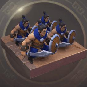 新征盾兵のアイコン