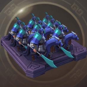百戦騎兵のアイコン