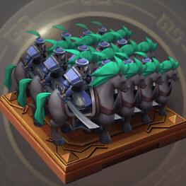 羽林騎兵のアイコン