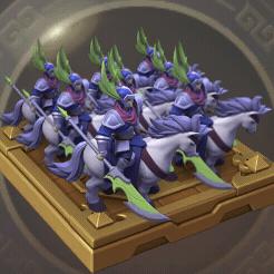 近衛騎兵のアイコン