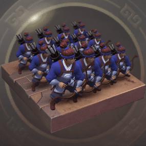 新征弓兵のアイコン