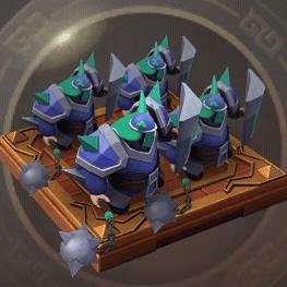 羽林盾兵のアイコン
