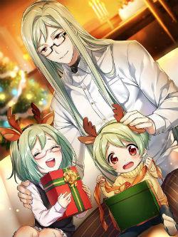 ウォルター(クリスマス)_覚醒絵