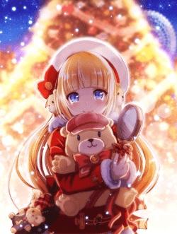 リリー(クリスマス)_覚醒絵