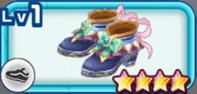 聖なる羽衣の靴_アイコン