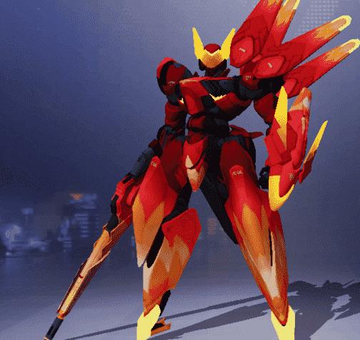紅蓮の業火の画像