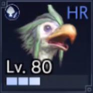 緑羽のクク