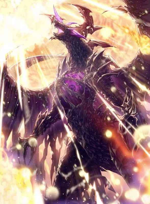 原初の竜カルザーク画像