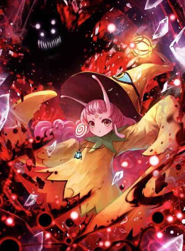 死の妖精ロコ画像